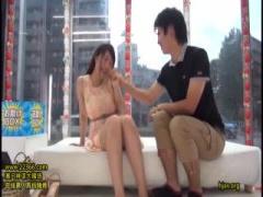 シンデレラ美女のラブラブ車内エロセックス マジックミラー号 MM号動画