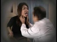 女性患者を完全に性的な目で見まくり触診に乗じてセクハラしまくるハレン...