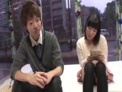 素人男子と変態女子の筆おろしセックスを披露ww マジックミラー号 MM号動画