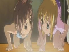 ショタエロアニメ 男の娘のショタっ子二人が大人の目を盗んでエッチなこと...
