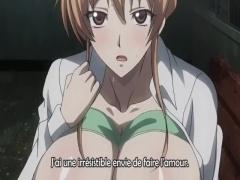 エロアニメ 爆乳おっぱいなセンセイが陵辱調教されてネトラレル