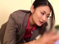 感度抜群の淫乱秘書がカラダを張って社員のヤル気とチ○ポを底上げする淫乱...
