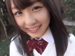 ホンワカS級美少女JKとホテルでハメ撮り! 幼マンコを手マン潮吹き⇒可愛い...