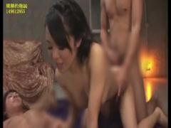 レジェンド女優が手と口とオマンコで男の精液をしぼりとる!