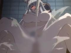 モンスター娘と異種姦ファック! 射精ハメ潮じゃばじゃばアクメ エロアニメ