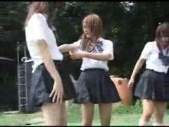 女子校生 ギャル女子校生が全裸で痴女って来たので据え膳→まさかのハーレム4Pでザーメン枯渇w