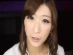 M男を目隠し手コキ責め調教する痴女お姉さん動画