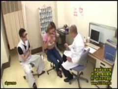 素人レイプ 産婦人科に妊娠検査しに来た黒ギャルに、診察台で股を開かせて...