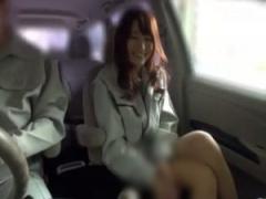 ドラレコ盗撮覗き一部始終 週4工場でパート素人熟女 巨乳人妻が車内で寝取...