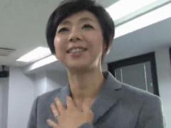 卒業記念に勝手に解禁! 報道元ジャーナリスト女子アナが媚薬SEXでイキまく...