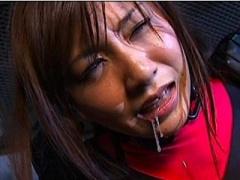 リョナにつき閲覧注意! 特撮ヒロインが拷問されて手足切断の改造人間に…