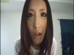 フェラ動画 爆乳ギャルがフェラ抜き 女子大生デリヘルの口内射精