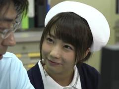 失意の美少女ナースが患者さんや同僚の前で自らの全てを曝け出しちゃう