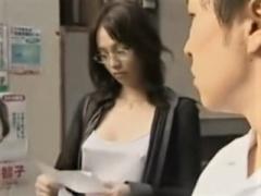 ヘンリー塚本 女教師のノーブラ姿に生徒が翻弄される
