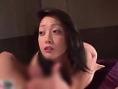 熟女動画 ポッチャリ豊満エロ熟女とシックスナインで激しく舐め合う