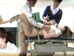 診察のついでにチンポ挿入する産婦人科医