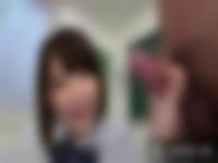 ディルドとチ○ポを同時に手コキする痴女JKがエロ杉ちゃん!