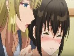 エロアニメ 女装趣味なイケメンお兄さんが清楚系巨乳美少女とドキラブ!