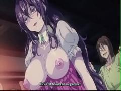 想像しただけで女体化してしまう 男が女になってしまうエロアニメ!