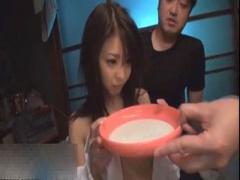 監禁飼育レイプ 美少女JKはDQNたまり場でメス犬扱いで臭チンポにまみれな...