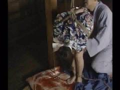 ヘンリー塚本 未亡人に対しての扱いが性奴隷的な昭和ポルノ