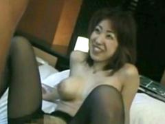 三十路淫乱人妻とホテルでハメ撮り!