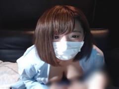 ライブチャット動画 地味っ娘でロ○可愛い巨乳おっぱいの制服着た美少女&M...
