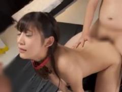 媚薬で発情したスレンダーな痴女娘を痙攣絶頂させる濃厚セックス!