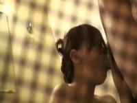シャワーで素人カップルが発情し手コキフェラ抜き 無修正