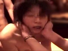 個人撮影 奴隷熟女が輪姦セックスでブス顔を晒して完全にぶっ壊される衝撃...