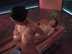 芸能人ヌード モンゴル族の乳神様 王李丹 の映画でソープ嬢を熱演して美し...