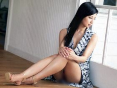 ガチでモデルレベルの長身美熟女がAVデビューで本番SEX!