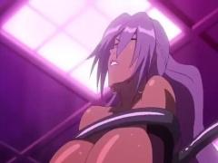 エロアニメ 触手にアナルもマンコも犯された女はアヘ顔で絶頂イキ狂いwwww