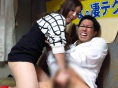 超絶美人の三十路熟女と激エロ膣内射精ファック