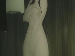 一般アニメのくせしてこんなドスケベシーンが! オネしょた展開で全裸お姉...
