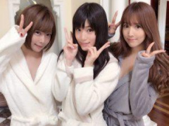 SSSクラスの三大ミラクルアイドルが奇跡の共演