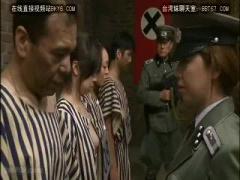 ヘンリー塚本 私は性欲処理人形…巨乳の女が兵士を手コキ&イラマチオで最後...