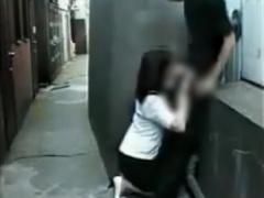 個人撮影 五十路熟女のセフレと野外凌辱調教デート 路地裏フェラ&公衆便所...