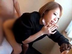 煙草ふかしながらセックスしちゃう素人ヤンキーギャルにアナル舐めさせて...