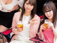 NTR これがヤリサーの実態! 清楚で美人なボクの彼女が飲めないお酒で酔わ...