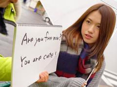 外国人ナンパ 日本にいる世界の美女とSEXしちゃおう! ! こんな可愛いアジ...