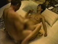 ラブホ盗撮 ジジイとババアのリアルセックス衝撃映像! 五十路熟女 素人妻
