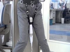 強制電マ SODの美人女子社員が強制的に性的な器具を使ってイカされる