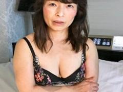 夫とはセックスしたくない五十路ババアな熟女がAV応募で初撮りww