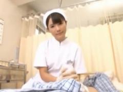 クリニック 生ハメ騎乗位セックスで入院患者の性欲を処理してくれる美人の...