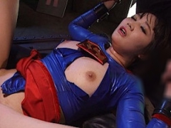 ヒロイン陵辱 奇跡の美少女スーパーヒロインのれいぷ動画 ゜∀゜ キタコレ! !