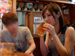 素人ナンパ企画 可愛すぎる居酒屋店員w 地方都市の長期ロケでGETしました! !
