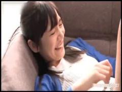 MM動画 素人可愛いお姉さん デカチンセンズリ見せられ恥ずかしそうに照れ...