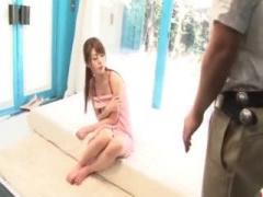MM号 主人いるから…待ってぇだめぇ  人妻ナンパをして、夫を外に待たせる...
