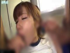 女子校生 ドMのJKが部活のマネージャーで部員の肉便器に! 体操服でフェラ...